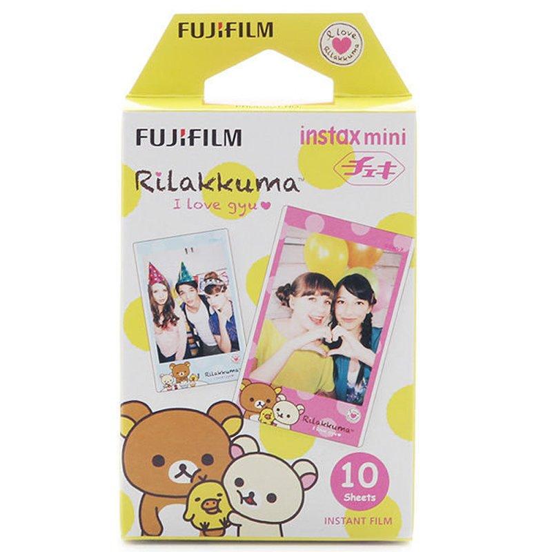 Fujifilm Instax Mini Rilakkuma I Love Gyu Instant Films [10 Sheets]