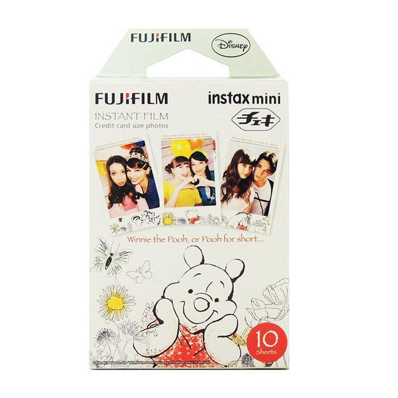 Fujifilm Instax Mini Winnie the Pooh Instant Films – 10 Sheets