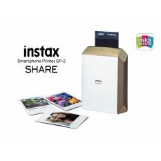 Fujifilm instax SHARE Smartphone Printer SP-2 (Gold).