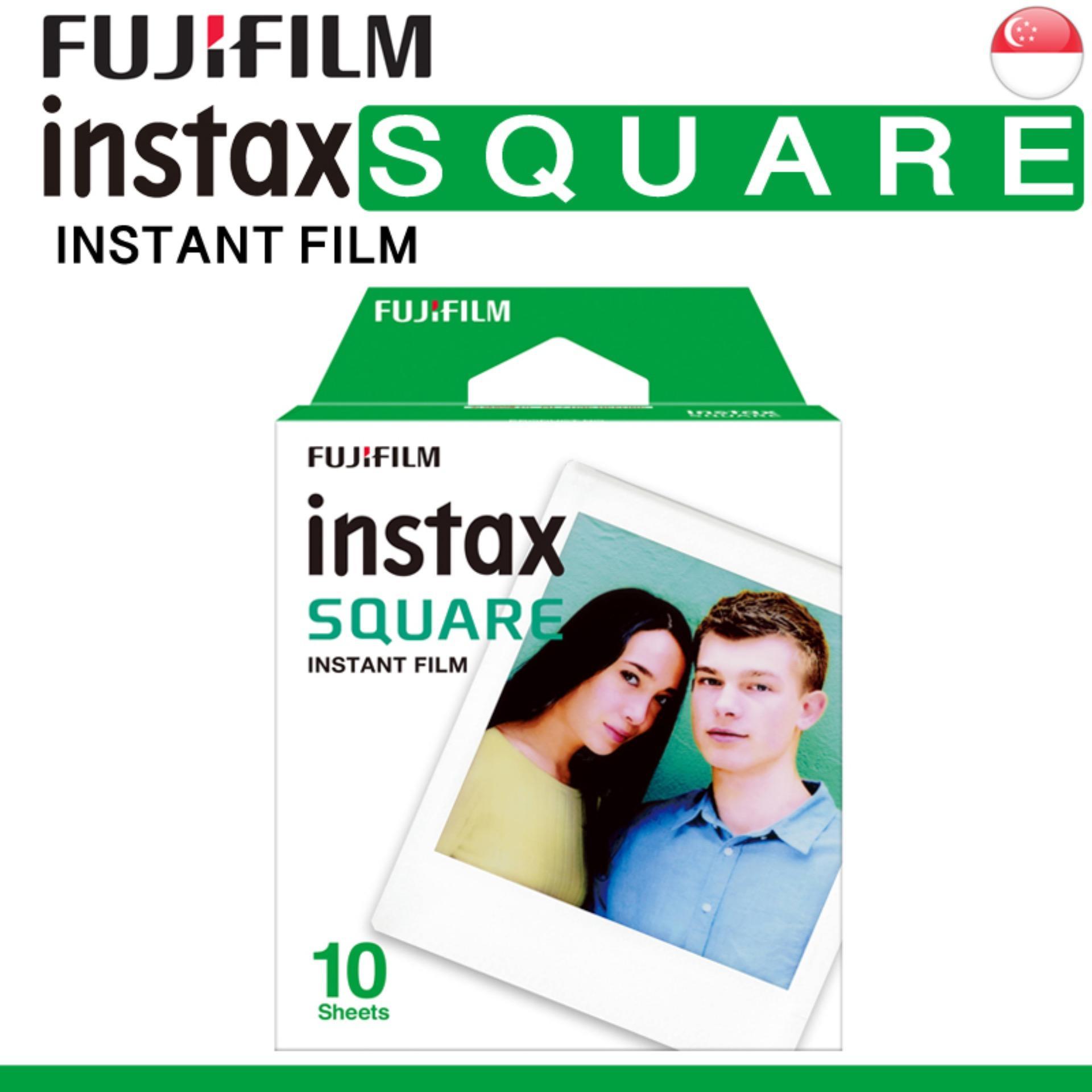 Fujifilm instax Square Instant Film Refill for SQ 10 Camera   SP 3 Printer  