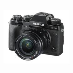 Fujifilm X-T2 Camera (Black) + XF 18-55mm Lens
