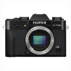 Fujifilm X-T20 Mirrorless Digital Camera Body Only (Black)