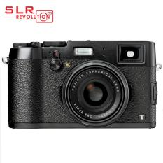 Fujifilm X100T Digital Camera (Black) Local Set
