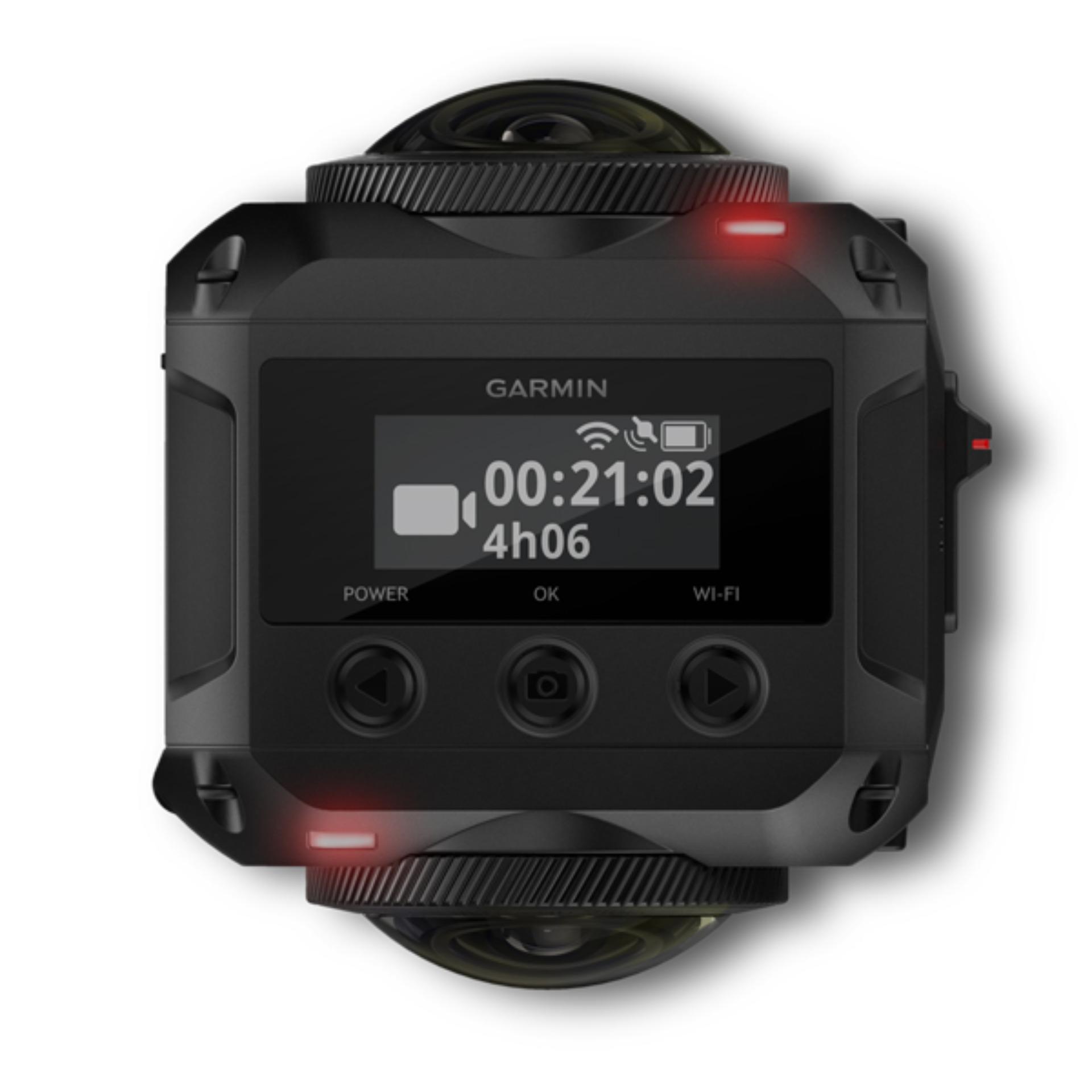 Garmin VIRB 360 5.7K Action 360-Camera