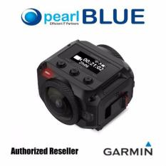 Garmin VIRB 360 Rugged Waterproof 360-degree Camera with 5.7K/30fps Resolution