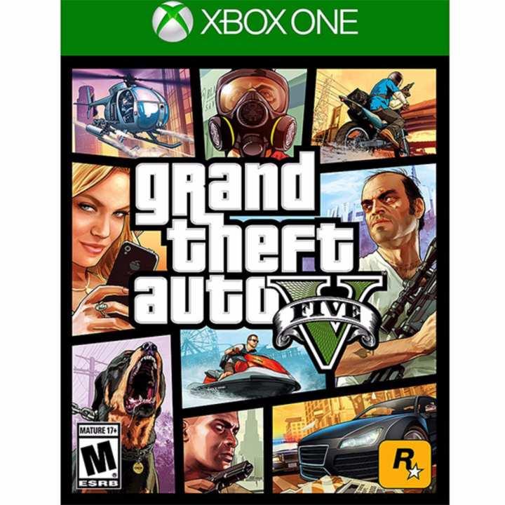 Xbox One Grand Theft Auto V