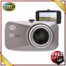 Hella DR 520 Car Camera Full HD 1080P 30FPS with Screen