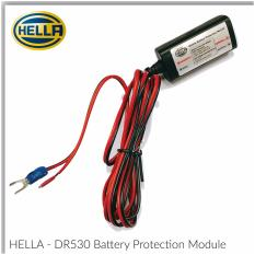Hella DR 530 Car Camera Vehicle Battery Protection Module
