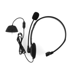 Hot Gaming Headset Over-head Headphone Black W/MIC For Xbox 360 Live Xbox360 – intl