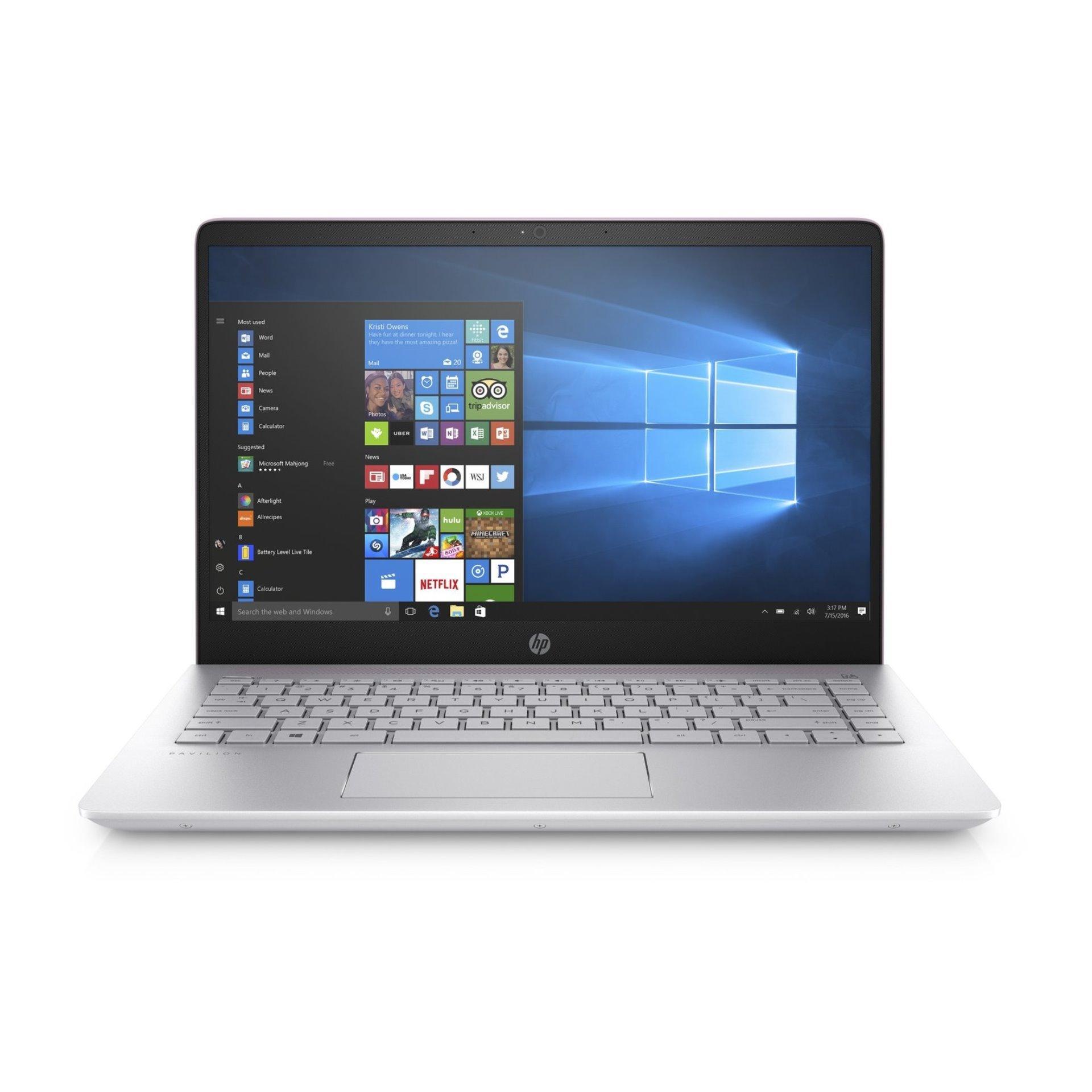 HP 14-bf057TX Laptop- i7-7560u, 8GB, 256 SSD, WIN10