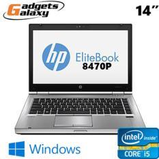 HP ELITEBOOK 8470P ( Refurbished )