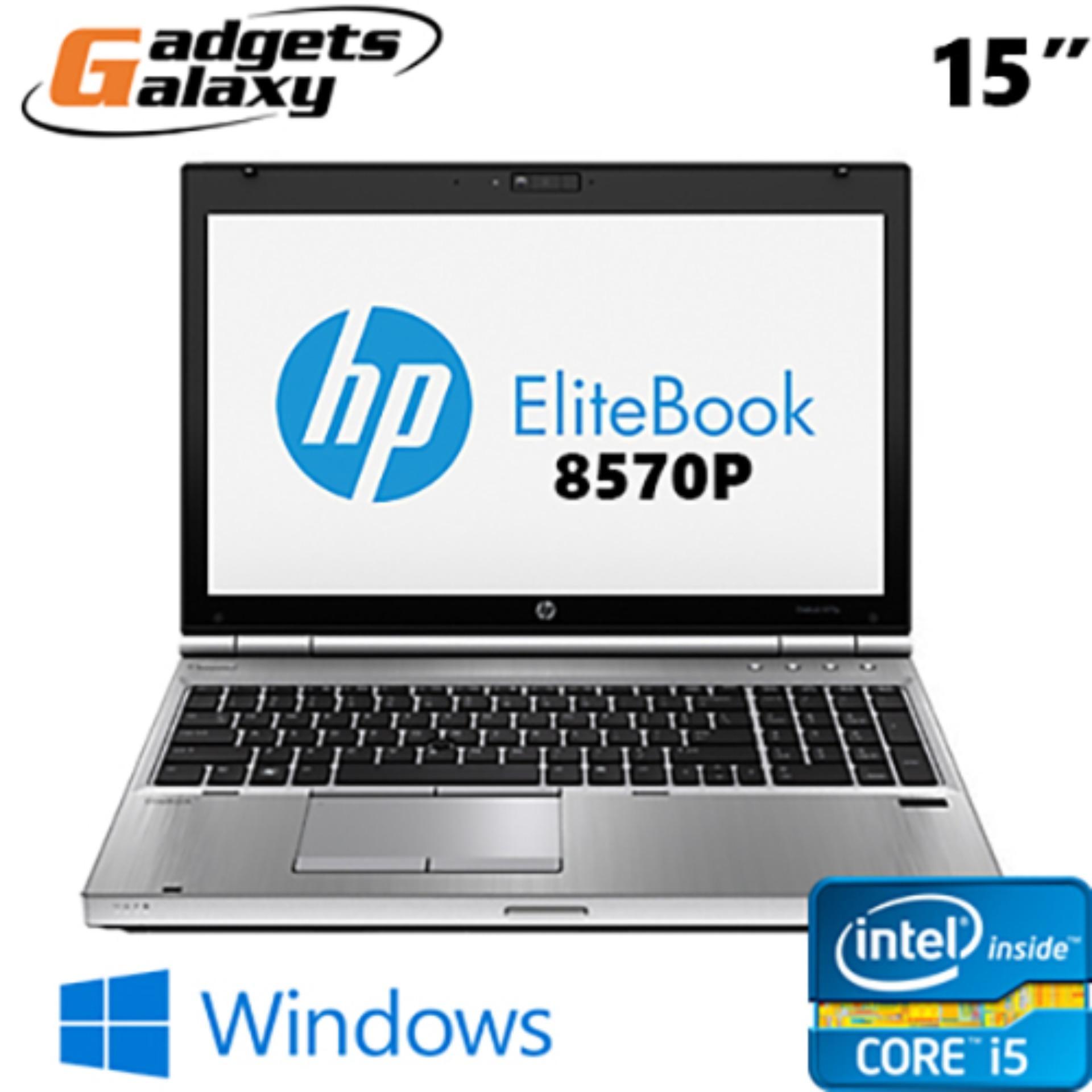 HP Elitebook 8570P ( Refurbished )