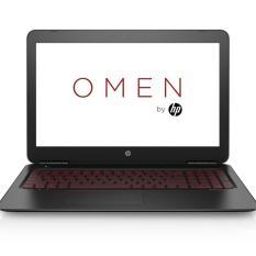 HP Omen 15-AX213TX Gaming Laptop- i7-7700HQ, 512SSD, WIN10(Black)