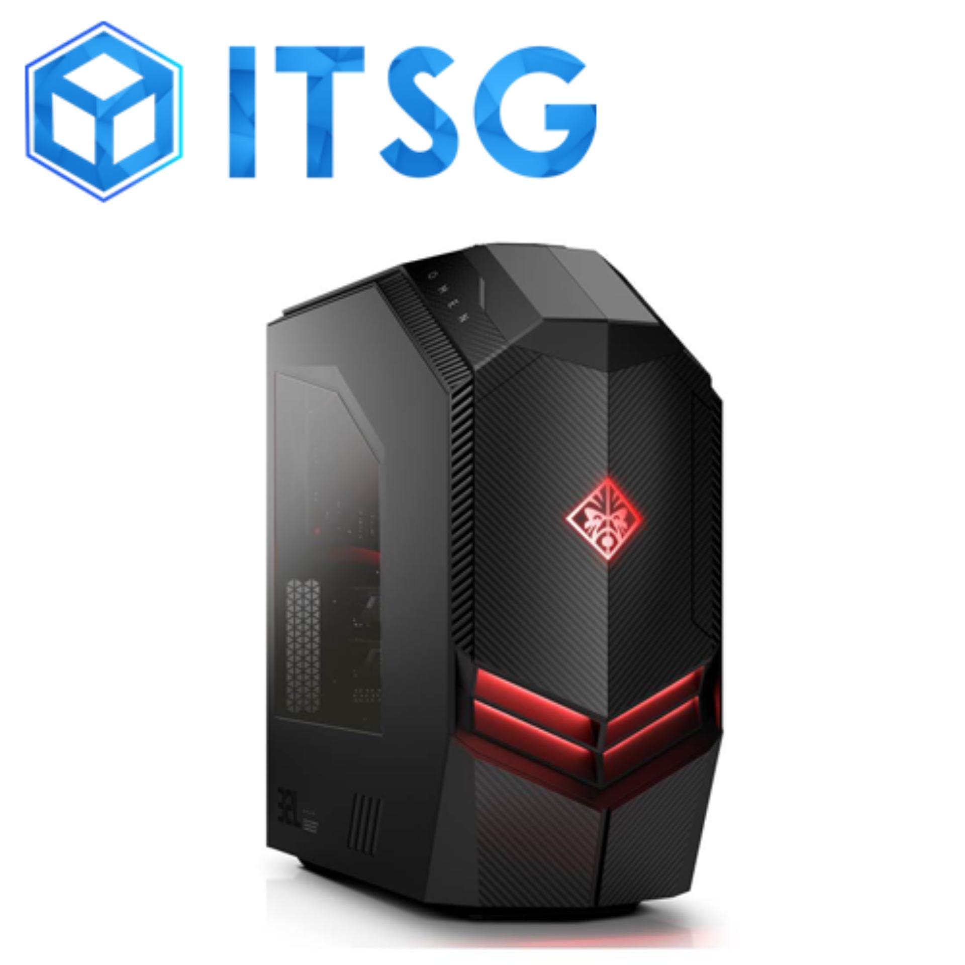 HP Omen Gaming Desktop 880-076d (NEW) / PC / Desktop / Computer / Home Use / Business Use / Windows