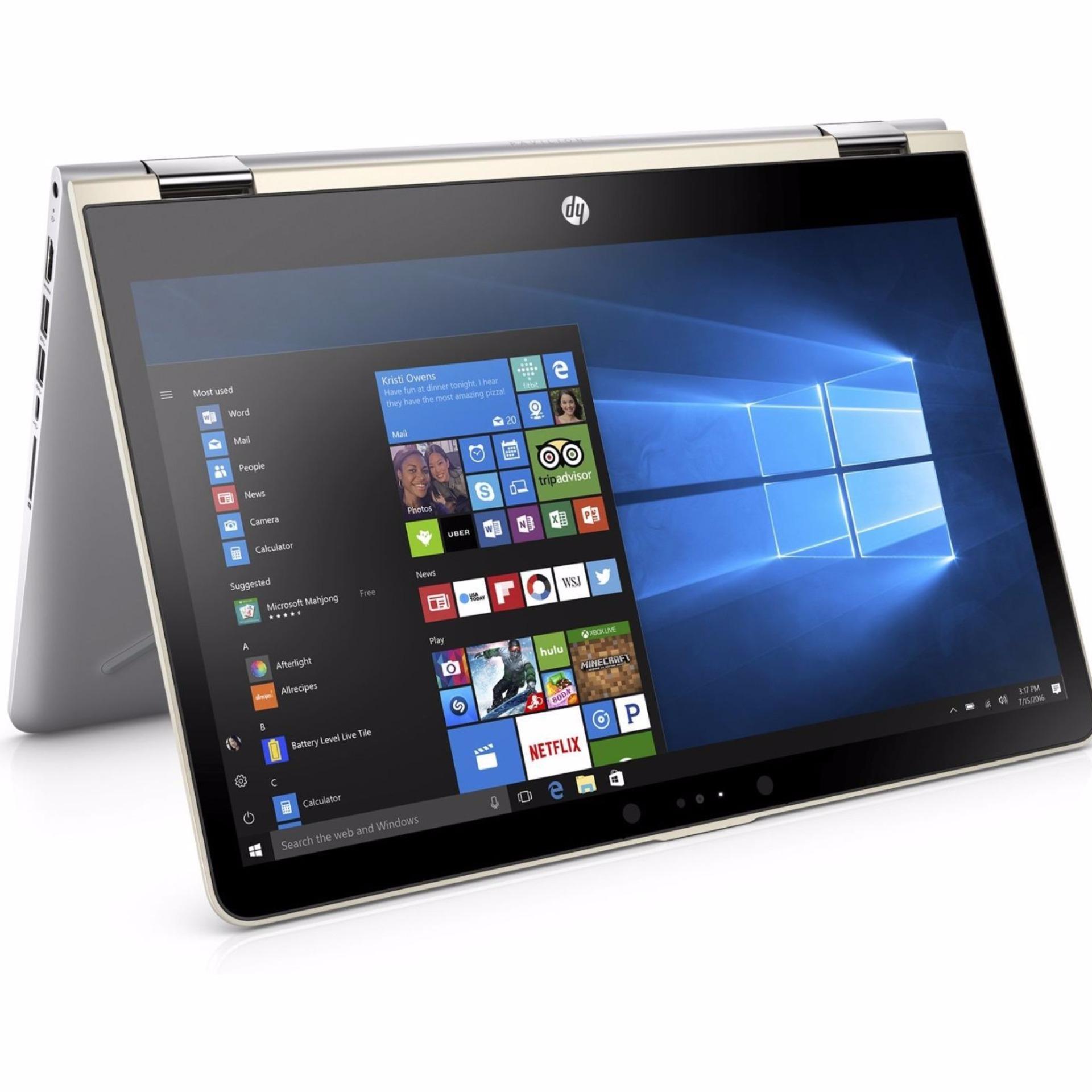 HP 14-BA108TX PAV X360 CONVERT (2SM05PA#AB4 ) 14 IN INTEL CORE I5-8250U 8GB 1TB + 128 SSD WIN 10 TOUCH