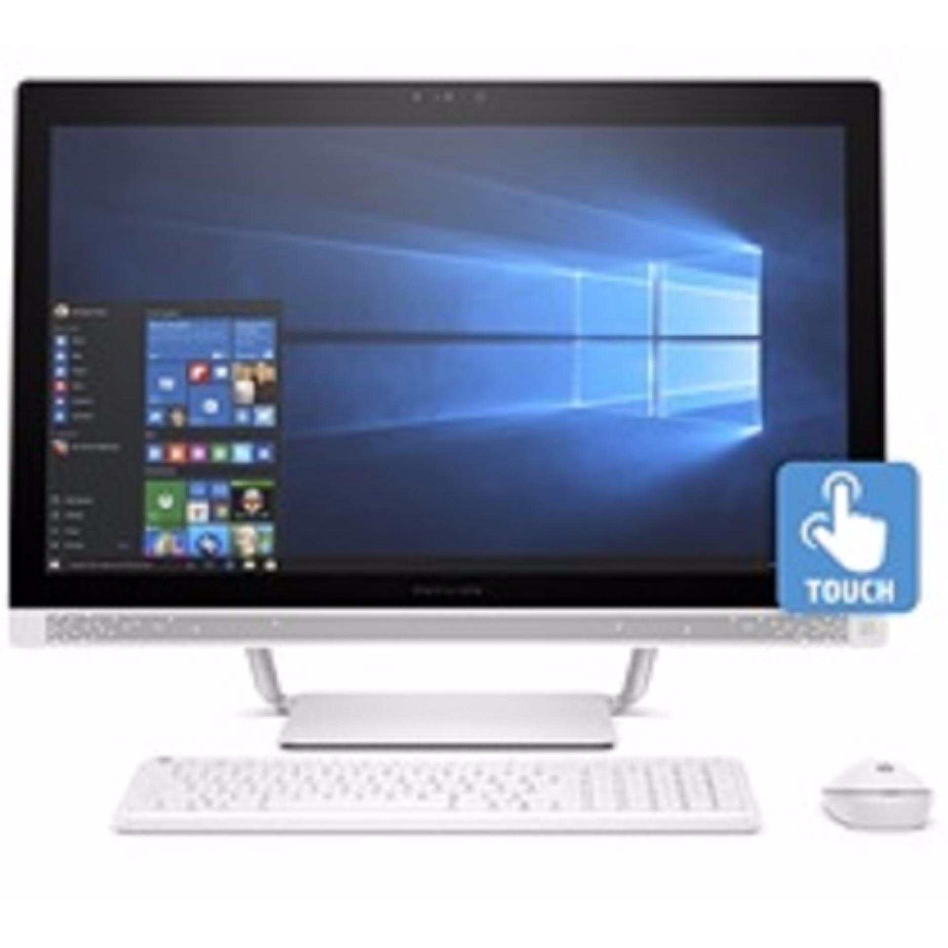 HP 24-R074D PAVILION 24-R074D (2NK70AA) W 24IN TOUCH AIO PC INTEL CORE I7-7700T 8GB 128GB SSD+1TB HDD WIN 10 TOUCH
