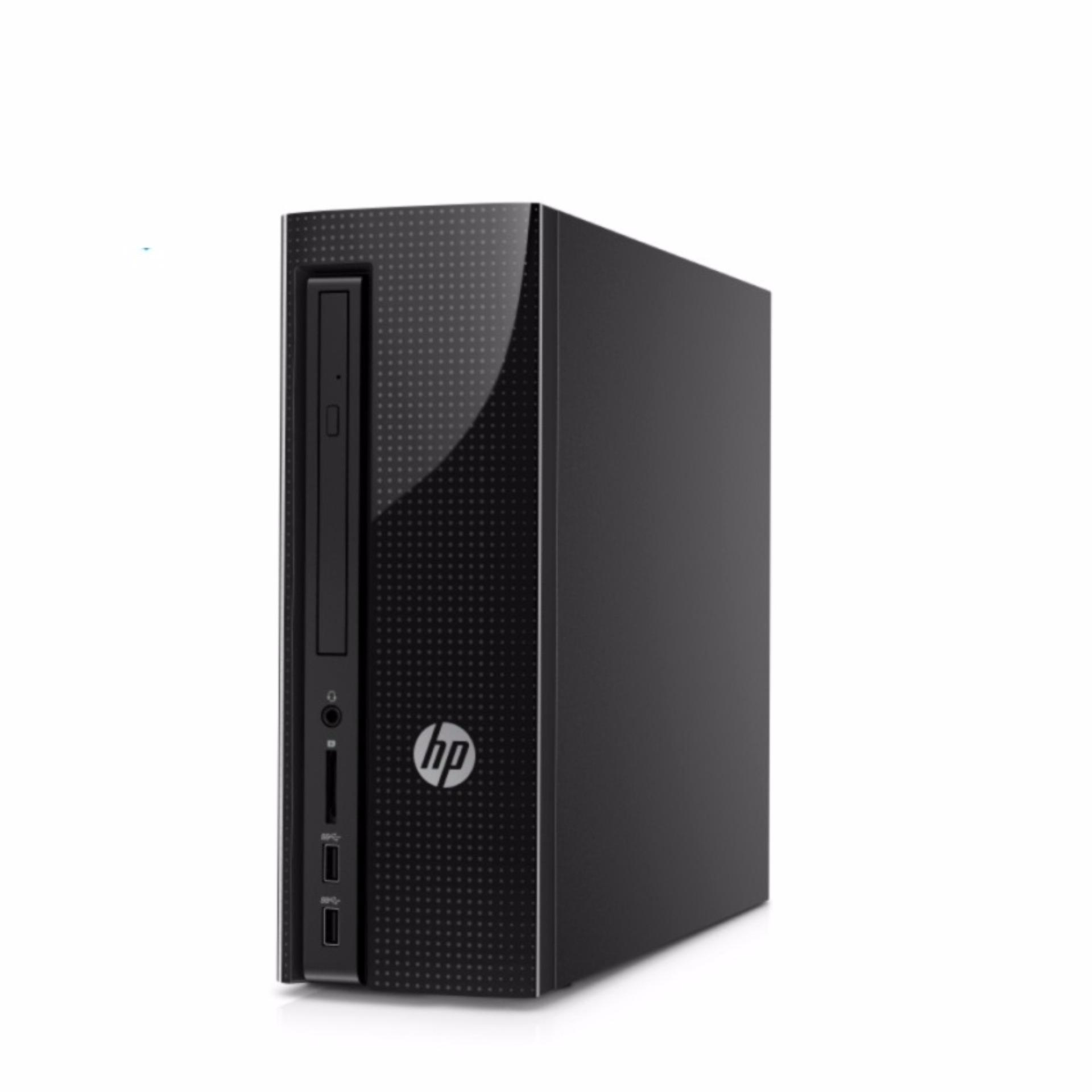 HP Slimline 270-p023d Intel® Core™ i7-7700T Processor (2.9 GHz, up to 3.8 GHz, 8 MB cache, 4 cores Windows 10...