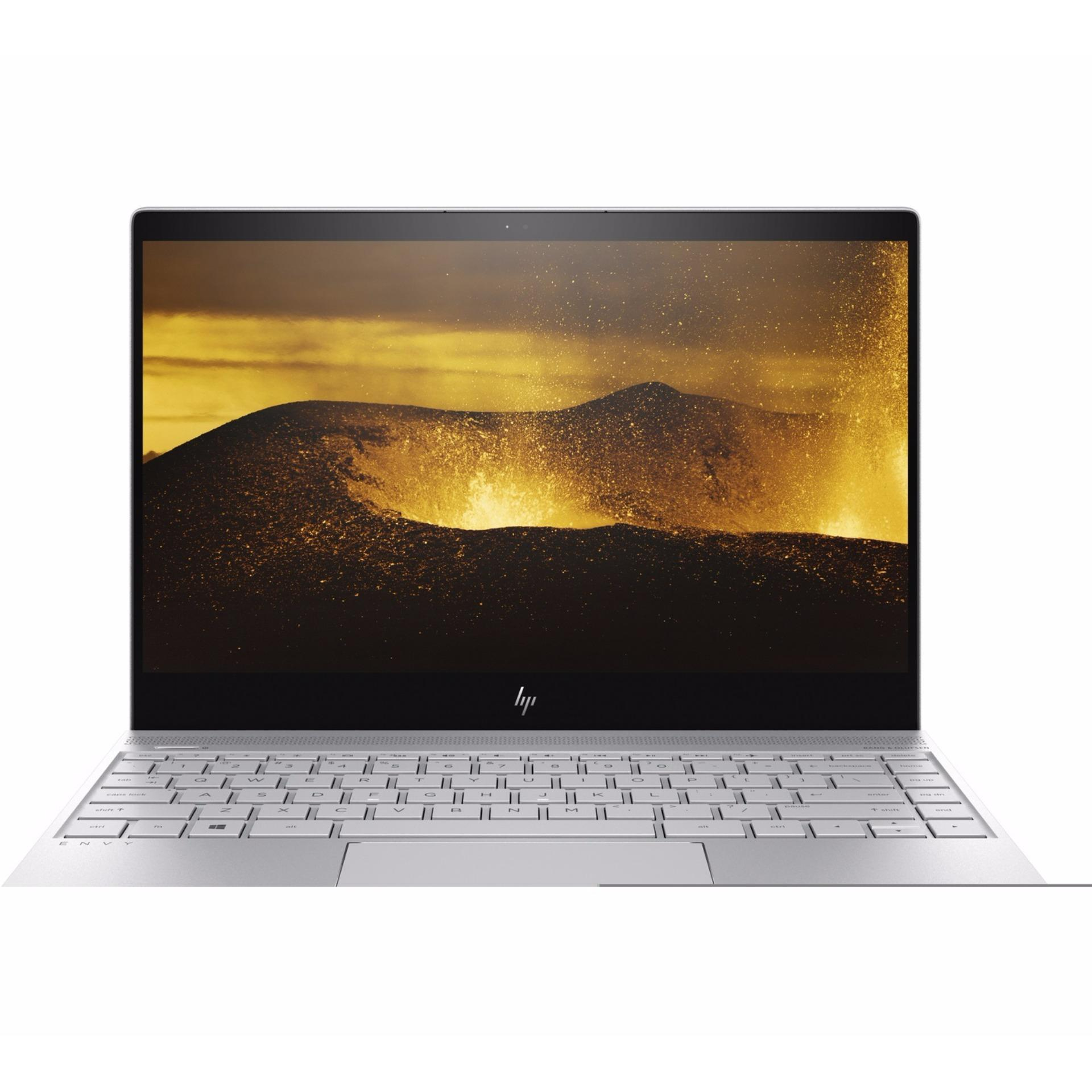 HP ENVY13 AD116TU i5-8250U Windows 10 Home 64 13.3″ diagonal FHD IPS BrightView micro-edge WLED-backlit (1920 x 1080) 8 GB (onboard); 512 GB PCIe® NVMe™ M.2 SSD Intel® UHD Graphics 620