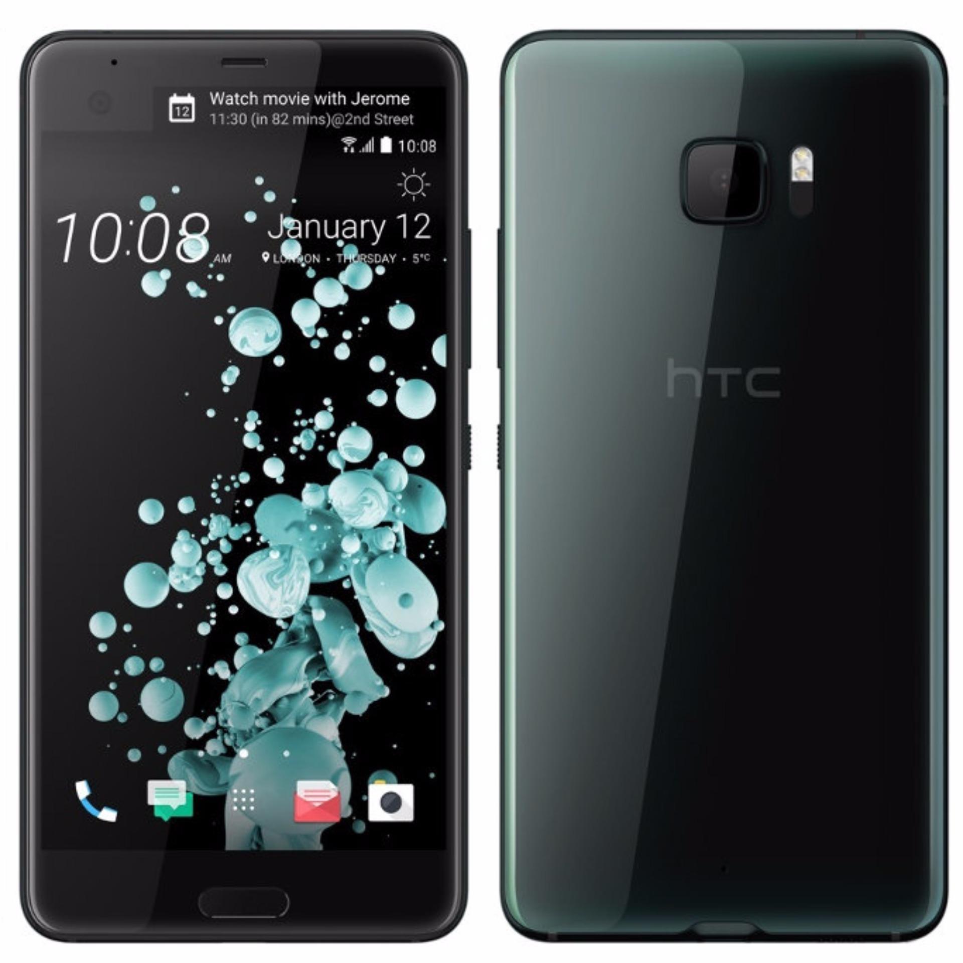 HTC U Ultra Black 4GB RAM 64GB ROM