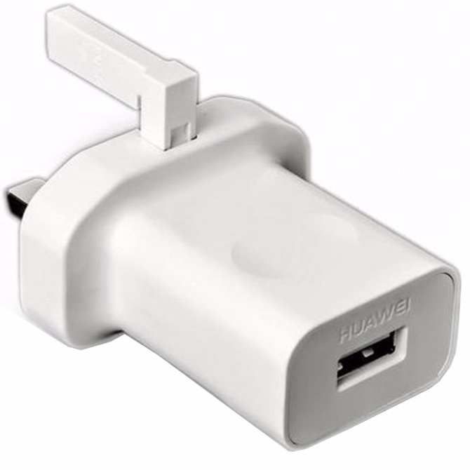 Huawei Charger 1A Adapter with MICRO USB (Bulk Pack)