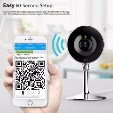 iLuv MYSIGHT Wi-Fi Cloud Recording Video Camera – Black