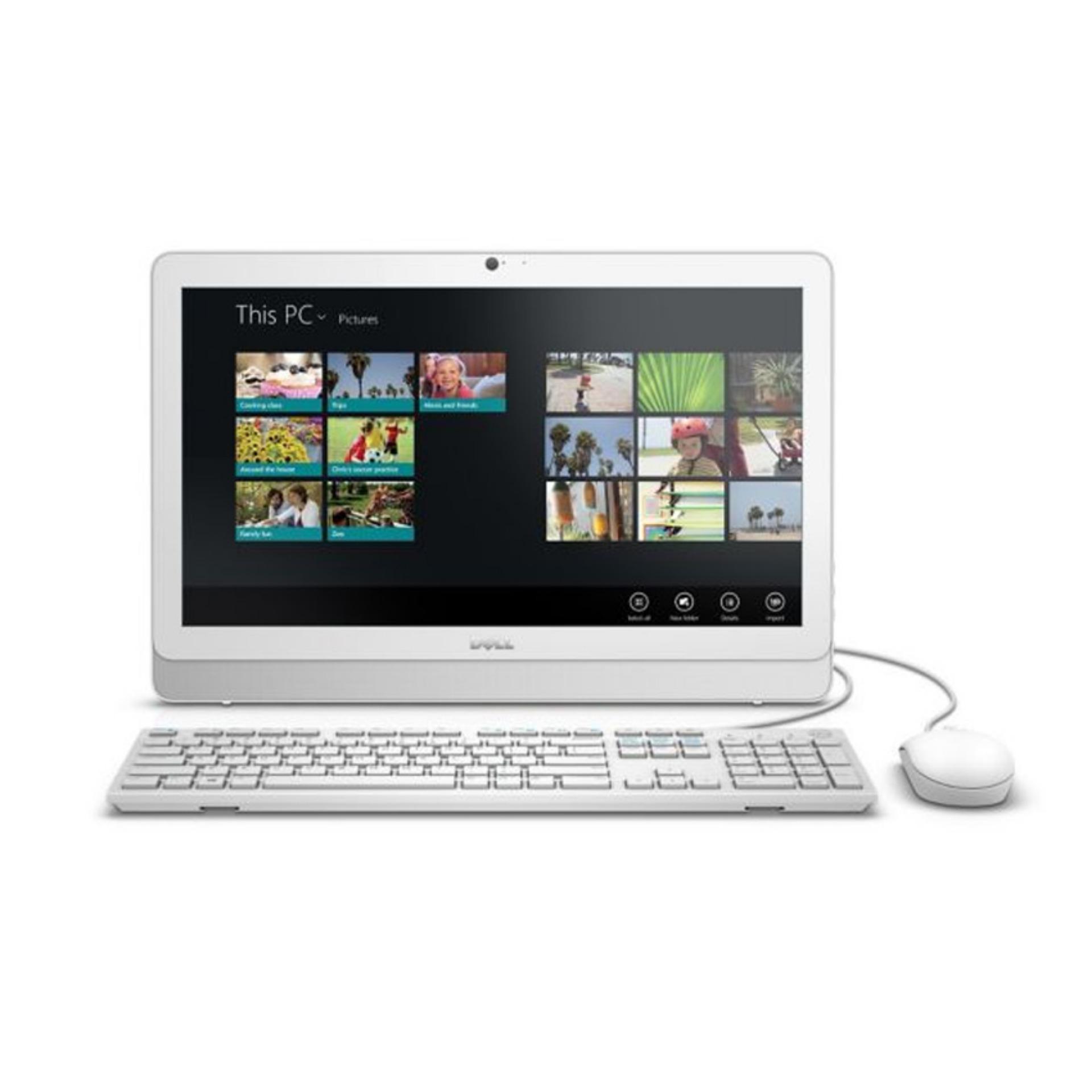 INSPIRON 20 MODEL 3052 New Intel Celeron J3160 4GB RAM 500GB 20 inch HD Anti Glare LED Backlit Display