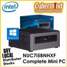 Intel NUC7i5BNHXF Complete Mini PC with Windows 10 & Intel Octane memory (NUC / Small Form Factor)