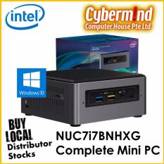 Intel NUC7i7BNHXG Complete Mini PC with Windows 10 & Intel Octane memory (NUC / Small Form Factor)