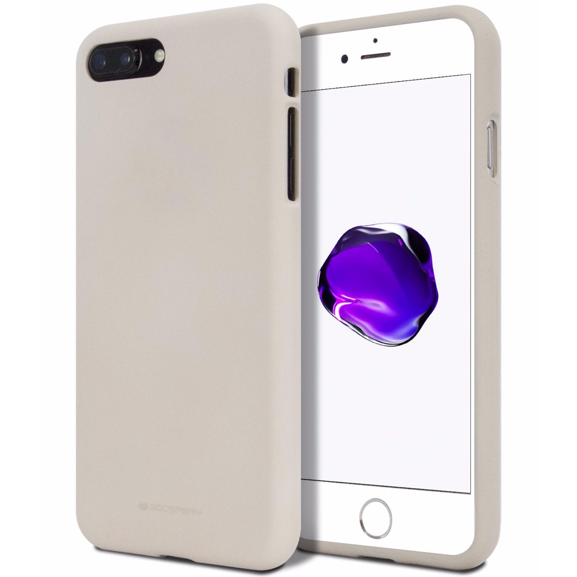 iPhone 8 Plus/7 Plus Goospery Soft Feeling Case