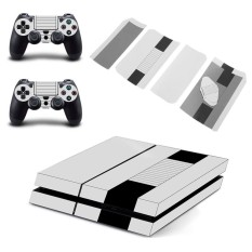 ISM Free Shipping Funny Game 1Set PVC Removable Stickers Decal Protector for PS4 Game Console Joystick – intl