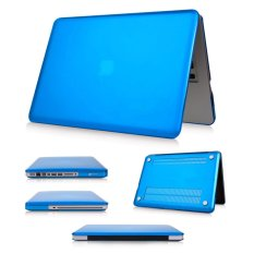 """Laptop Hard Shell Case Cover Skin For Apple Macbook Air 12"""" Lake Blue (EXPORT)"""