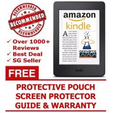 GeekBite Amazon Kindle Voyage + Kindle Premium Pouch + Screen Protector (USA/Special Offers)