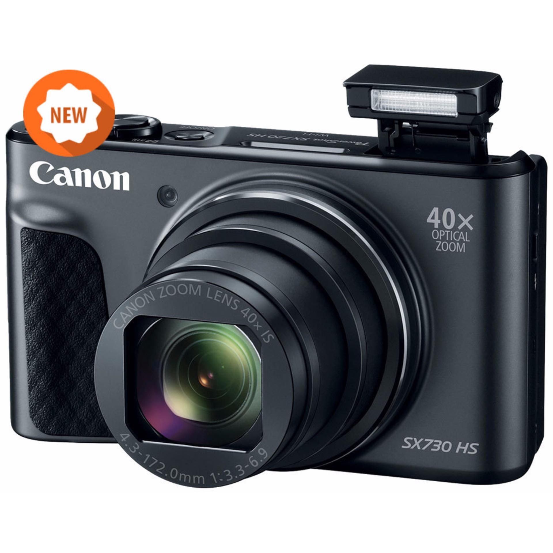 Canon Powershot SX730 HS (Black)