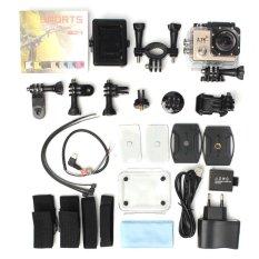 LCD Ultra 2.7K HD 1080P H.264 WiFi Sports DV Action Camera w/ OV4689 + AIT8428 – intl
