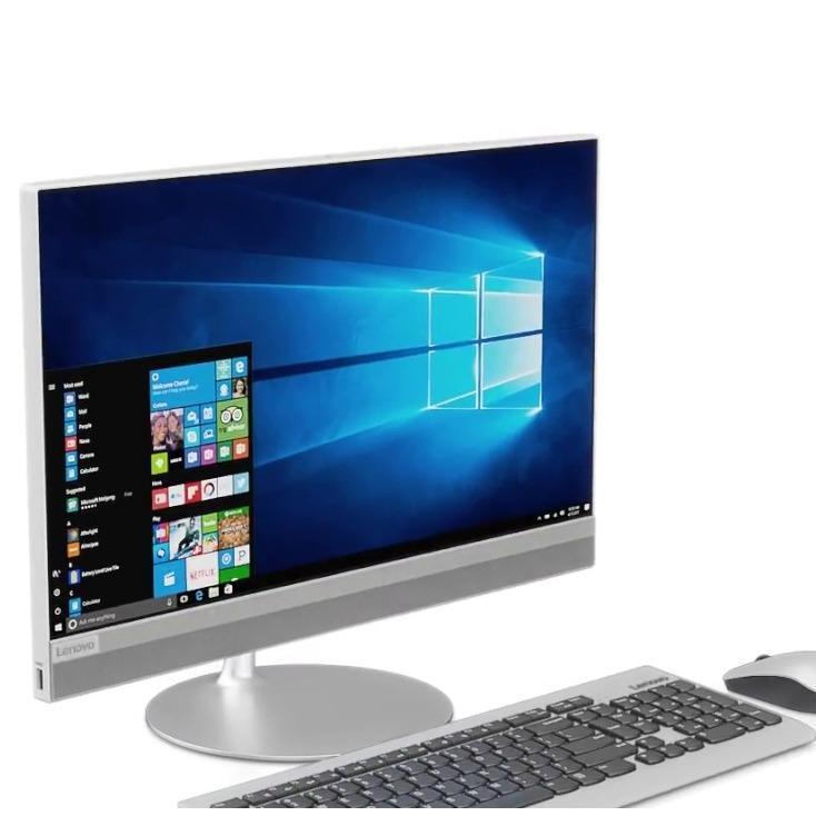 LENOVO AIO 520 F0D005RST I5-8250U 8GB DDR4 2400 1TB HDD 8GB DDR5 DVDRW 23.8 FHD WINDOWS 10 HOME