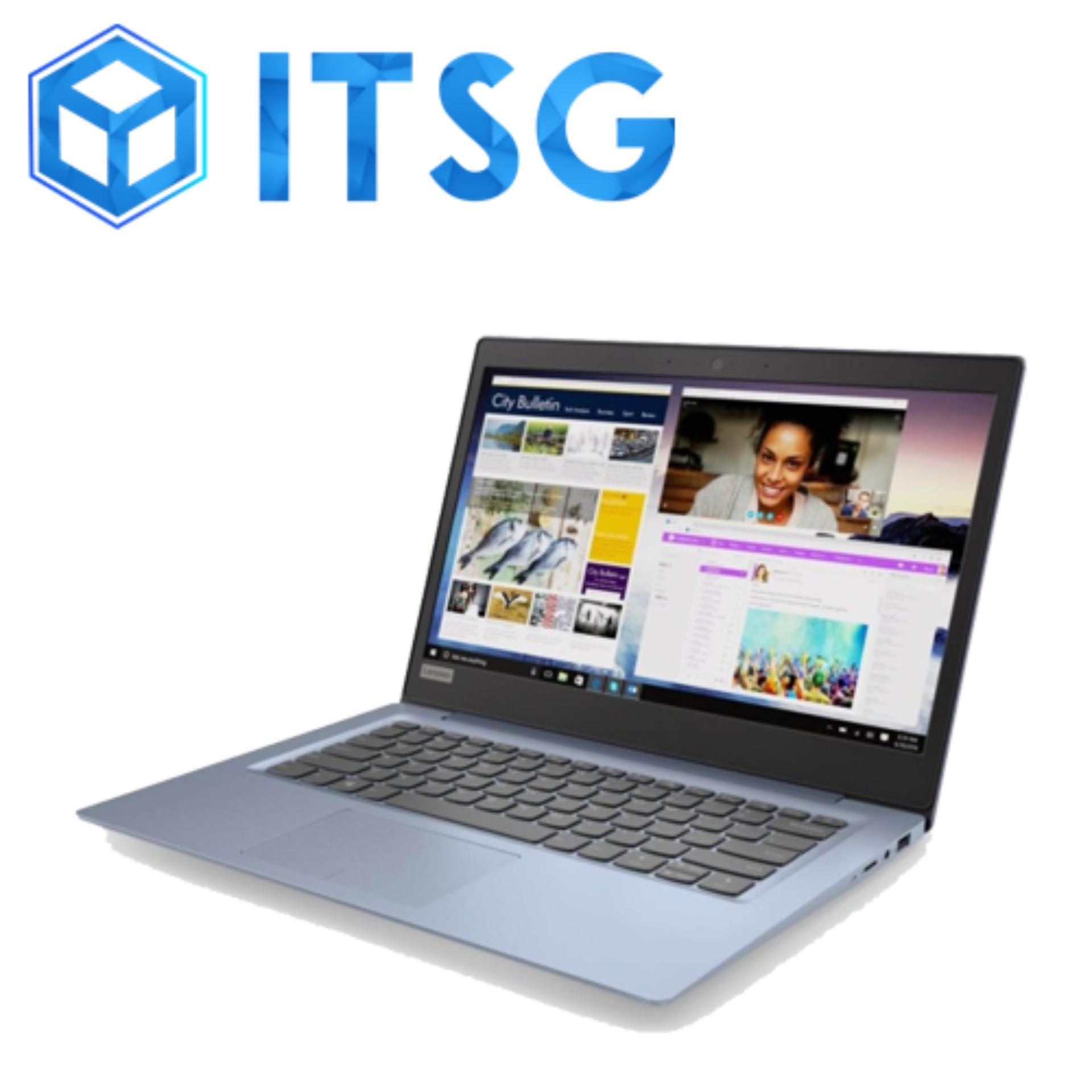 Lenovo IdeaPad 120S-14IAP (Denim Blue) / Laptop / Notebook / Workstation / 14