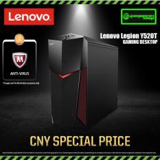 Lenovo Legion Y520T [Intel i7, 8GB RAM, 2TB HDD, GTX1060 (3GB)] *COMEX PROMO*