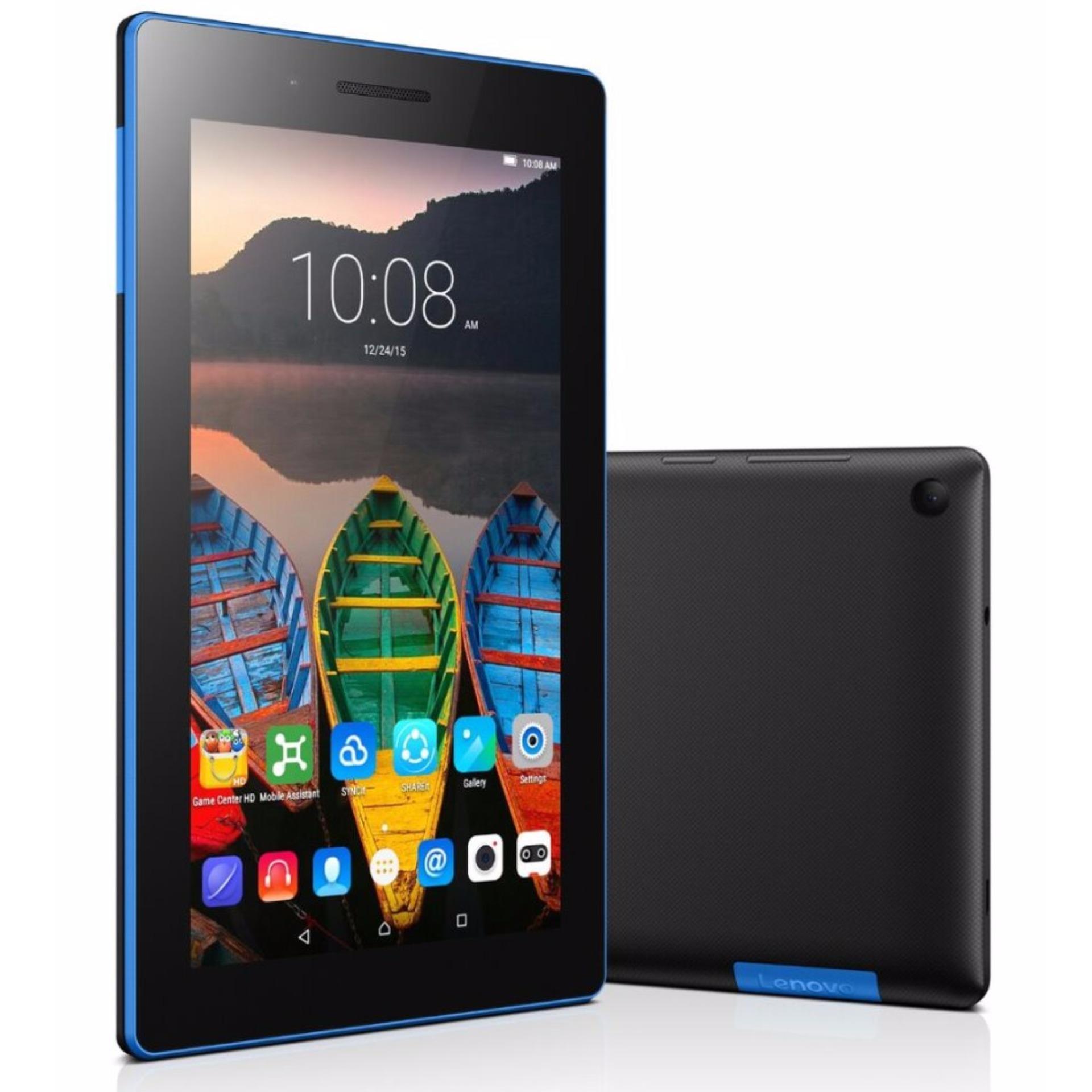 Lenovo Tab3 7 2GB+16GB LTE (Black) – Local (Black 16GB)