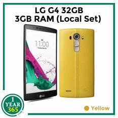 LG G4 32GB 3GB RAM Local Set