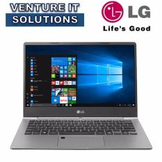 [BRAND NEW / LIGHT WEIGHT] LG GRAM 13 (13Z970-AA7BA3 I7 8G 256) WIN10 840GRAMS