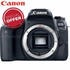 [Limited Offer] Canon EOS 77D Body(Black)