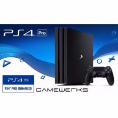 (Local 12 + 3 Months Warranty) Sony PS4 PRO 4K 1TB