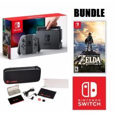 [Local 12 Months Warranty] Nintendo Switch Zelda + Accessories Console Bundle