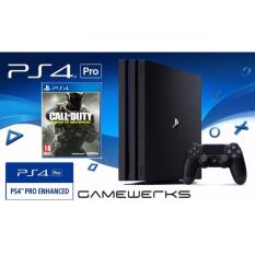 [Local] PS4 PRO Call Of Duty Infinite Warfare Game Bundle (15 Months Local Sony Warranty)