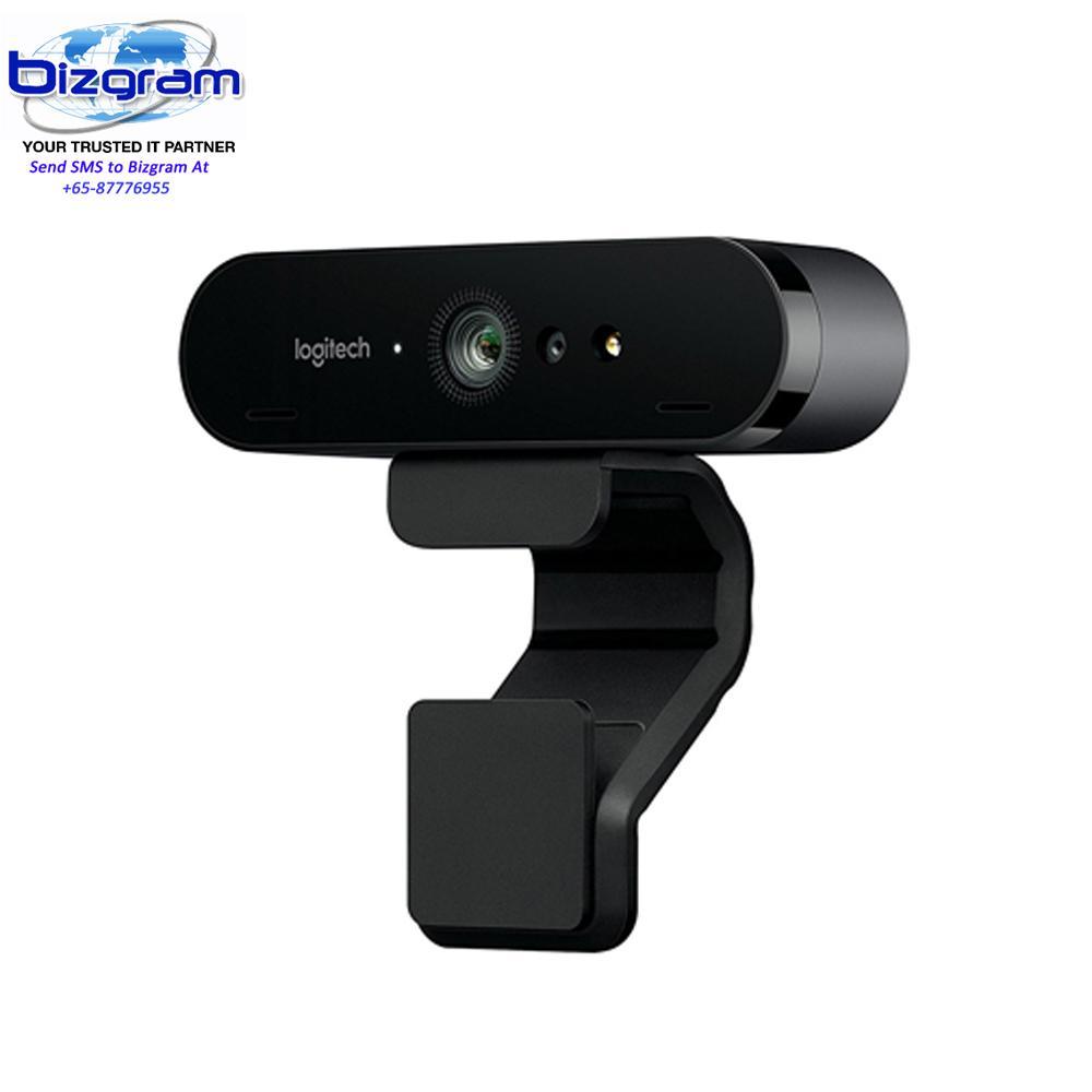 Logitech Brio 4K Ultra Hd Webcam 960-001105