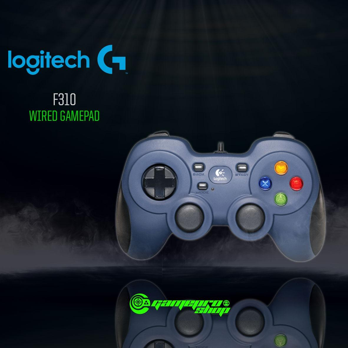 Logitech F310 Wired Gamepad *COMEX PROMO*