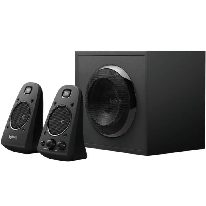 Logitech Z623 2.1 Home Stereo System with Subwoofer