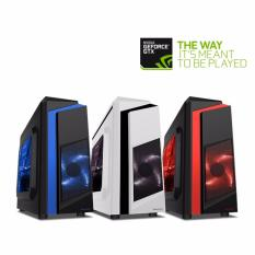 LZX MOBA S1 Gaming Desktop (G456-4G-1T-N1030-W10H)