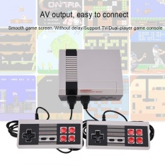 Mini HDMI TV Dual Joysticks Fighting Game Console Built-in 500 Classic Games for NES US Plug – intl