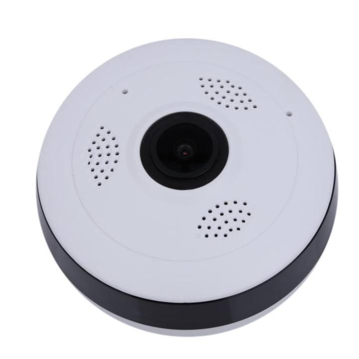 Mini WiFi 1080P HD IP Home Wireless 360 Security Monitor Camera (US Plug) – intl /